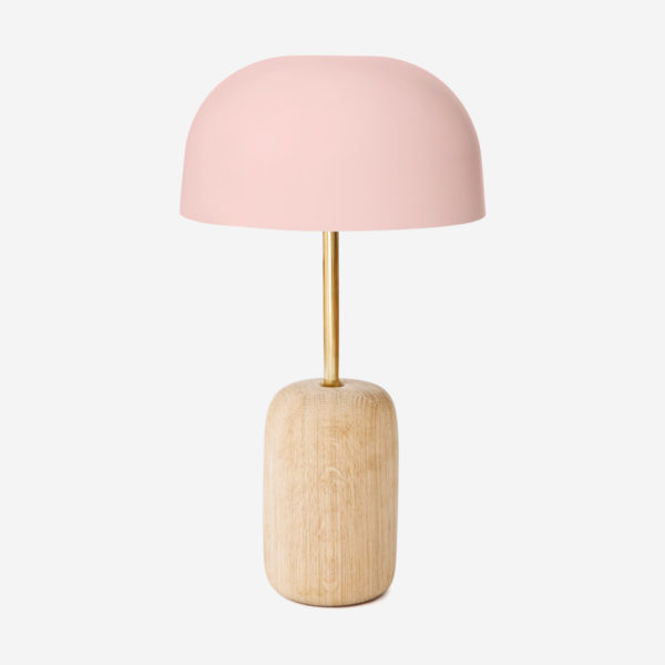 Table lamp Nina, pink