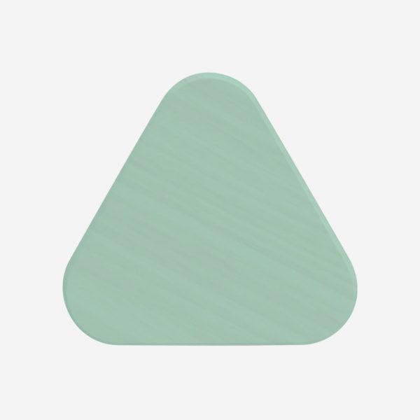 Coat hook Leonie 10cm, light green