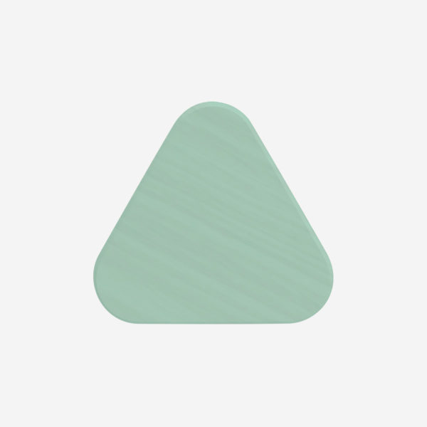 Coat hook Leonie 8cm, light green