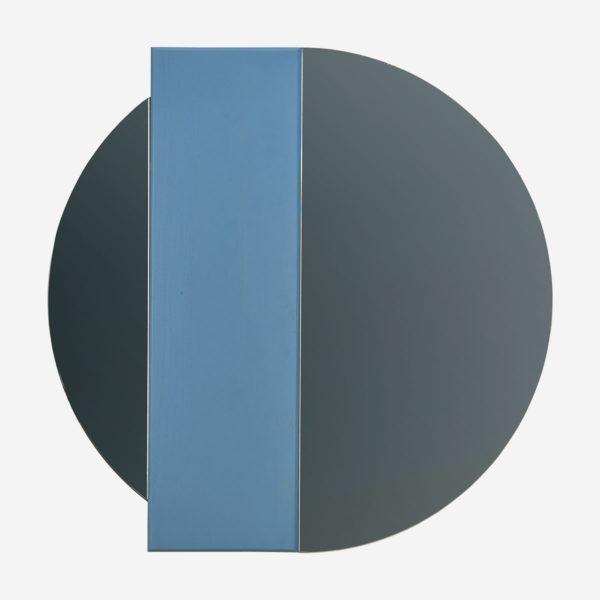 Magnetiga seinapeegel Charlotte, sinine